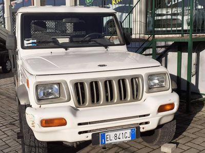 usata Mahindra Bolero 2.5 CRDe 4WD SC Pick Up