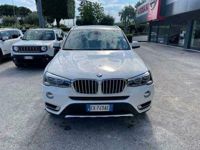 usata BMW X3 X3xDrive20d xLine A/T