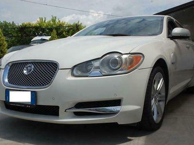usata Jaguar XF 3.0 DS V6 275CV Premium Luxury Pelle USB Km-116334