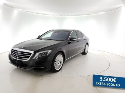 usata Mercedes S350 CLASSE Sd (cdi BT) Maximum 4matic auto