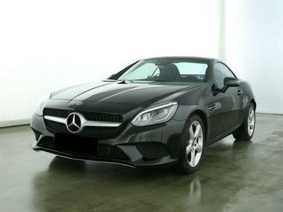 second-hand Mercedes 200 SLC