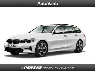 usata BMW 320 Serie 3 Touring d Touring Sport