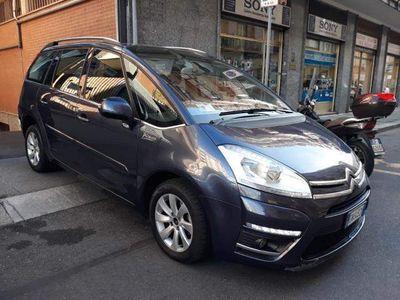usado Citroën Grand C4 Picasso 1.6 e-HDi 110 AUTOMATICO 7 POSTI