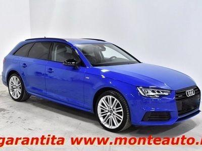 usado Audi A4 Avant 2.0 TDI 190 CV Sline quattro PanoramaCockipi