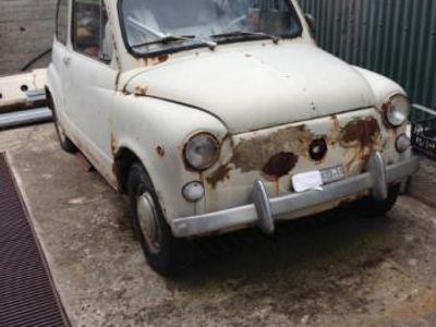 käytetty Fiat 600D epoca 1965
