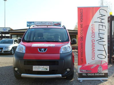 used Peugeot Bipper Tepee 1.3 HDi 75 FAP Outdoor