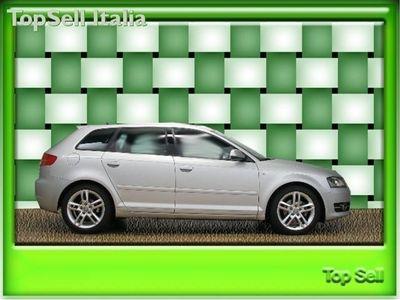 usata Audi A3 SPB 2.0 TDI s-line plus