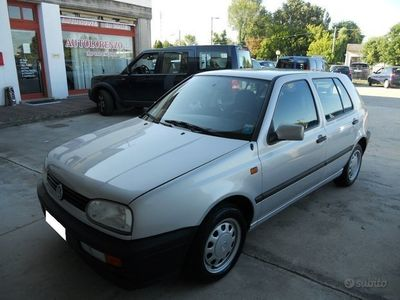 usata VW Golf III 1.6 unico proprietario - 1995