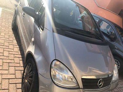 usata Mercedes A140 cat Elegance