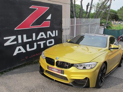 usata BMW M4 FULL LED..CARBONIO..HEAD-UP..PELLE TOTALE.Coupé
