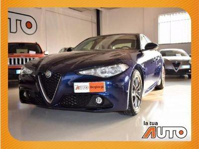 usado Alfa Romeo Giulia 2.2 TD 150CV AT8 BUSINESS rif. 10532070