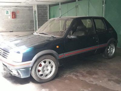 used Peugeot 205 1.9 gti plus - 1991
