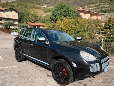 usata Porsche Cayenne Turbo permute