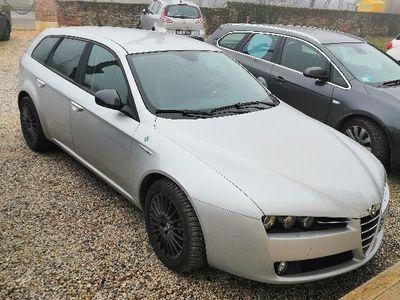 usata Alfa Romeo 159 2.4 JTDm 20V Sportwagon Exclusive