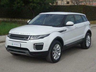 usata Land Rover Range Rover evoque 2.0 TD4 150 CV 5p. Auto Business Edition SE