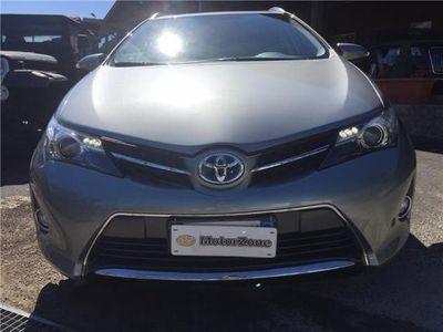 usata Toyota Auris usata del 2015 a Roma, Km 75.000