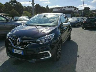 usata Renault Captur 1.2 tce Initiale Paris 120cv edc