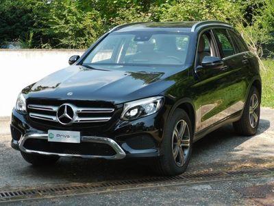 usata Mercedes 170 GLC 4Matic 2.2ccUNIPROP GARANTITO