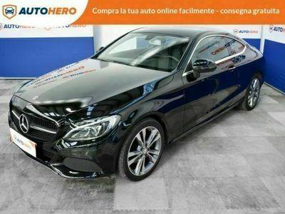 usata Mercedes C220 d Coupé Sport - CONSEGNA A CASA GRATIS