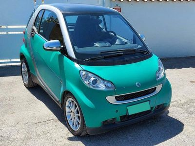 usata Smart ForTwo Coupé 1000 52 kW MHD passion - 2009