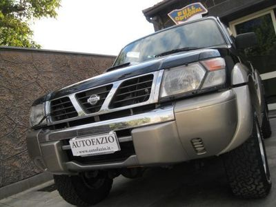 usata Nissan Patrol 3.0 Td Di 3p. Elegance H.t. Usato
