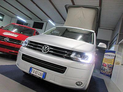 usata VW California T5BEACH 2.0 TDI NAVI XENON CAMERA 7POSTI