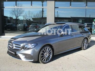 second-hand Mercedes 400 Classe E Station Wagond 4Matic Auto Premium Plus nuova a Susegana
