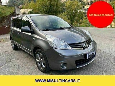 usata Nissan Note 1.5 dCi 90CV Visia BLACK FRIDAY Diesel