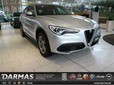 usado Alfa Romeo Stelvio Aziendale Km Certificati Garanzia 24 Mesi