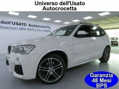 usata BMW X3 xDrive20d Msport Auto EURO 6 rif. 13393208