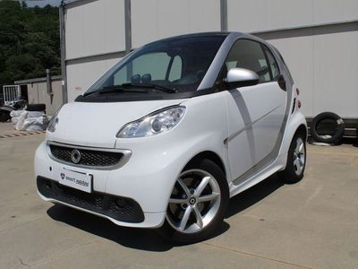 brugt Smart ForTwo Coupé fortwo 1000 52 kW MHD pulse