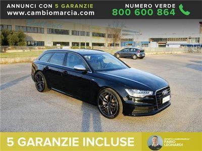 usata Audi A6 3.0 TDI 313 CV quattro tiptronic