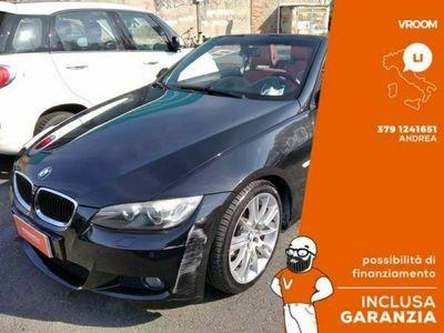 usata BMW 320 Cabriolet Serie 3 (E93) i cat Futura automatica