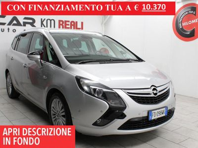 usata Opel Zafira Tourer 2.0 CDTi 130CV 7P Cosmo (NAVI