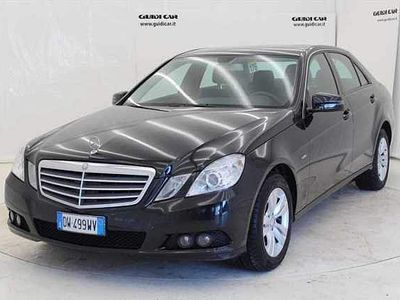 usata Mercedes E220 cdi BE Executive