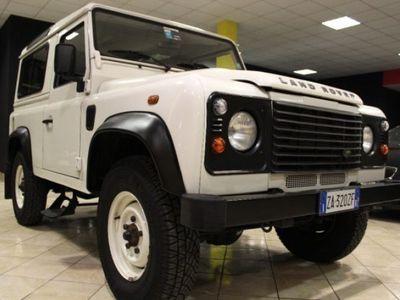 brugt Land Rover Defender 90 2.4 TD4 - SOLO 79.000 KM - IMPECCABILE