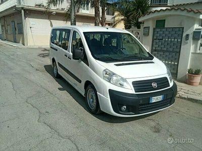 usata Fiat Scudo 2.0 MULTIJET 120cv 9 Posti, Autovettura