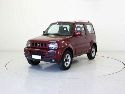 usata Suzuki Jimny 1.3i 16V cat 4WD JX RADIO CD/MP3