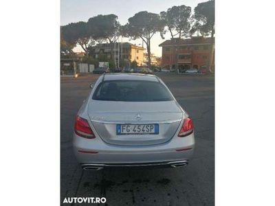 used Mercedes E220 Auto Business Sport