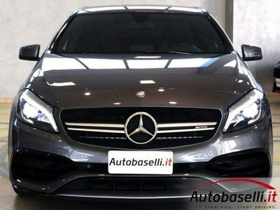 usata Mercedes A45 AMG A 45 S AMG2.0Ti 381CV 4x4 4MATIC AUTOMATIC 7G-
