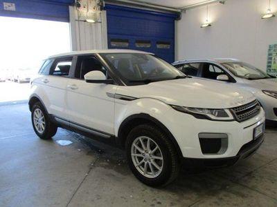 used Land Rover Range Rover evoque 2.0 TD4 150cv Pure