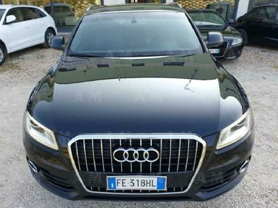 usado Audi Q5 2.0 TDI 143 CV DIESEL S-line GARANZIA 12 MESI