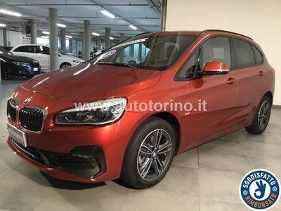 usata BMW 216 SERIE 2 ACTIVE TOURER d act.tourer Sport auto