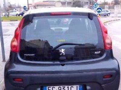 usata Peugeot 107
