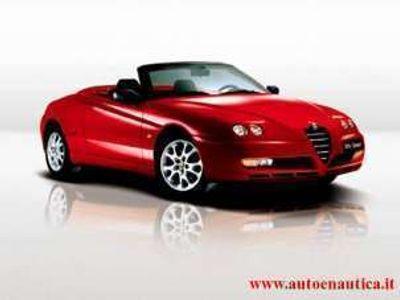 usata Alfa Romeo Spider 2.0i JTS 16V cat rif. 12231350