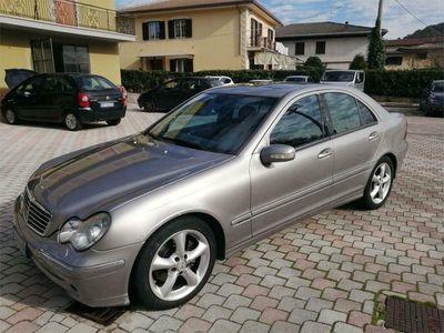 usata Mercedes C270 ClasseCDI Avantgarde