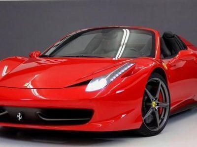usata Ferrari 458 458 ItaliaSpider Dct Usato