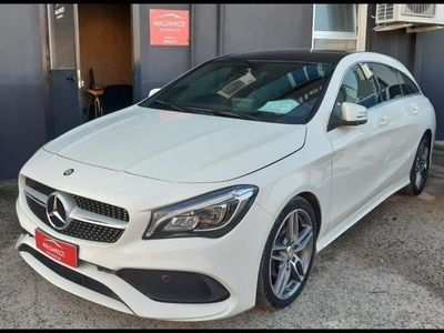 usata Mercedes 200 CLA Classe (C/X117)d S.W. Automatic Premium