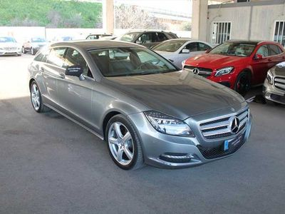 gebraucht Mercedes CLS250 CDI SW BlueEFFICIENCY