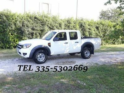 usata Ford Ranger 2.5 TDCi Double Cab XL 5p.ti CLIMA autocarro 5 pos Codroipo